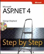 Microsoft ASP.NET 4 Step by Step (Step By Step (Microsoft))