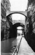 Bridge of Sighs Chester RP old pc used 1955 Walter Scott