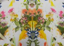 Designers Guild Curtain Fabric 'PS'IKAT' 1.6 METRES MULTI - CHRISTIAN LACROIX