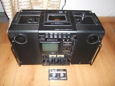 Sanyo  MT4240 Ghettoblaster Boombox Radio 80er 80s Vintage