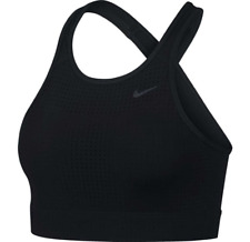 6ed2df43844cb Nike Women s Classic Cross Back Black Padded Sports Bra (903234-010) XS