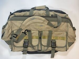 Fishpond Yellowstone Wader Duffel Bag Extra Large Capacity Khaki