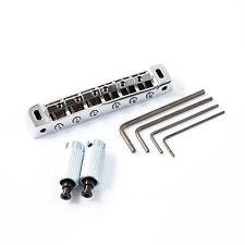 Gotoh 510FB Tunematic w/ Studs - Tune-o-matic bridge - 10.5mm Spacing - CHROME