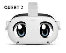 Vinyl Skin to fit Oculus Quest 2 - Eyes / Decal / Skin