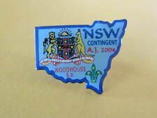 AJ2004 Woodhouse Jamboree Scouts Badge NSW Contingent