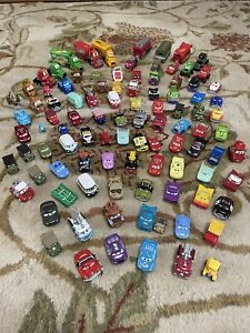 Disney Pixar Cars Mini Adventures Lot #1