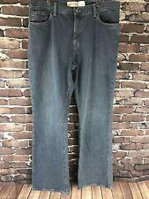 VTG Gap Jeans Womens Sz 16 Light Wash Embroidery Detail Splish Splash Boot Cut