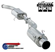 Genuine HKS Silent Hi-Power Cat Back Exhaust - For R32 GTR Skyline RB26DETT