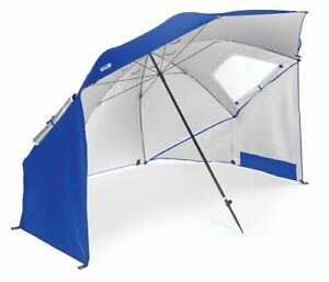Sport-Brella Vented SPF 50+ Sun and Rain Canopy Umbrella for Beach and Sports...