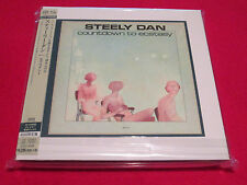 STEELY DAN - COUNTDOWN TO ECSTASY - JAPAN SACD SHM CD - OUT OF PRINT - BRAND NEW