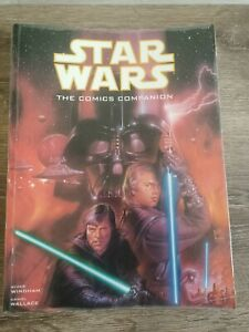 Star Wars The Comic Companion Book