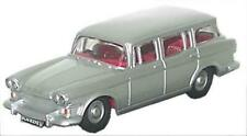 Oxford Diecast OO Humber Super Snipe Estate Silver Grey 1/76