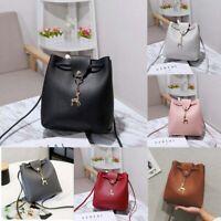 Women Girls Lady Bag PU Leather Fashion Travel Shoulder