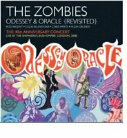 The Zombies - Odessey and Oracle - 40th Anniversary Live Concert [CD]
