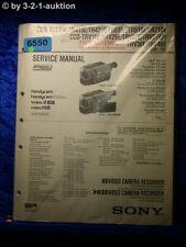 Sony service manual CCD tr415e tr425e tr515e tr713e trv46e trv27e (#6550)