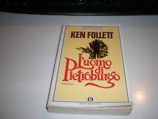 KEN FOLLETT-L'UOMO DI PIETROBURGO-MONDADORI-1984