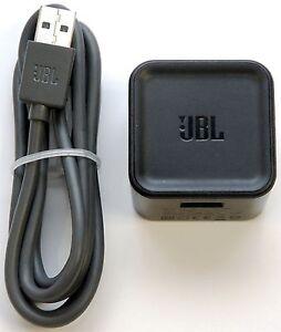 ORIGINAL JBL Charge/Flip 2 Speaker Power AC Adapter BLACK 5V 2.3A Home Charger A