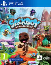 Sackboy A Big Adventure PS-4 AT