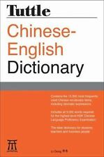 Tuttle Chinese-English Dictionary: [Fully Romanized] (Tuttle Reference Dic), Don