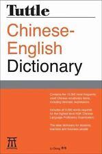 Tuttle Chinese-English Dictionary: [Fully Romanized] (Paperback or Softback)