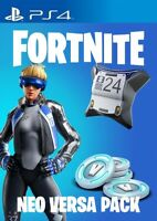 Fortnite Neo Versa + 500 V-Bucks PS4 (USA)
