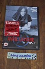 AVRIL LAVIGNE VO DVD VIDÉO FILM PAL