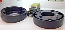 Toylander Pedal Car Military Army Land Rover Lightweight Headlight Mountings X2