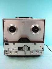 VINTAGE AIWA REEL TO REEL TAPE RECORDER/PLAYER MACHINE MODEL TP1012 STEREO SOUND