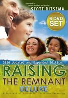 Raising the Remnant Deluxe (DVD, 6-Disc Set) Usually ships in 12 hours!!!