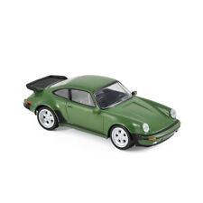 Norev 750033 Porsche 911 Turbo Vert 1978 - Jet car �‰chelle 1:43 Neuf !°
