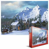 Rocky Mountain Christmas 1000 PIECE  JIGSAW PUZZLE EG60000426 - Eurographics