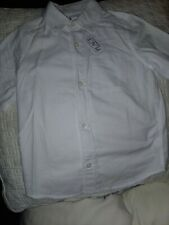 Children place boys New with Tags size 5/6 uniform/ or just a white shirt.