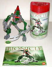 Lego Bionicle Vahki Vorzakh (8616) (2004) Complete with Box & Instructions Lego