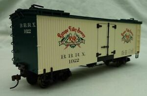 BACHMANN ON30 27470 BILLBOARD REEFER - RAMPO VALLEY - BOXED