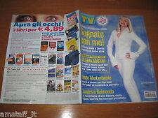 TV SORRISI E CANZONI=2004/6=RAFFAELLA CARRA'=RAOUL BOVA=VALERIA MARINI=