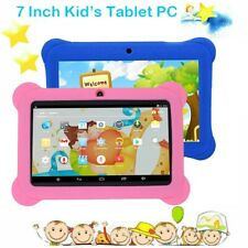 "7"" HD Screen 8GB Android Kids Children Tablet PC Dual Camera WiFi QUAD-CORE WIFI"