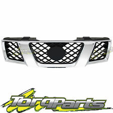 GRILLE SUIT D40 NAVARA NISSAN 05-10 CHROME SPAIN VSK GRILL