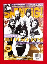 UK SHINDIG Magazine NEW March 2020 #101 - The BEACH BOYS Tangerine Dream
