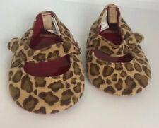 Gymboree Animal Print Infant Shoes Size 2