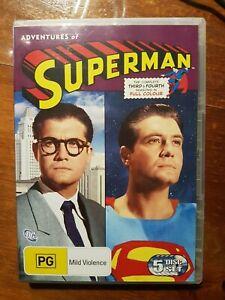 Adventures Of Superman : Season 3-4
