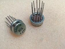 1 PC. ca3039 RCA ultra-fast Low-Capacitance diode array RF modulato can