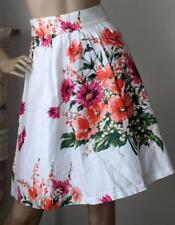 Review Above Knee Hand-wash Only Floral Skirts for Women
