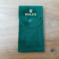 Rolex Travel Case /Service Pouch with Insert