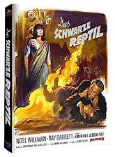 Hammer Edition DAS SCHWARZE REPTIL The Reptile JOHN GILLING  BLU-RAY MEDIABOOK B