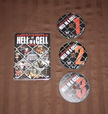 WWE: Hell in a Cell (DVD, 2008) GREATEST HELL IN A CELL MATCHES OF ALL TIME WWF