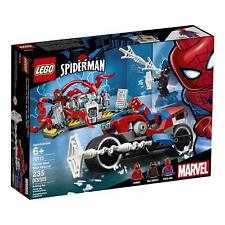 LEGO Marvel Super Heroes Spider-Man Bike Rescue 76113