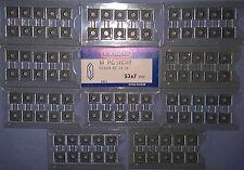 10x STELLRAM SCMM 09 04 04 Wendeplattenfräser Fräskopf Fräser NP60€ Messerkopf