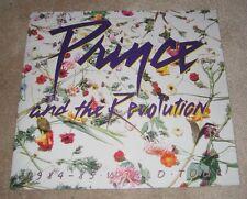 Prince 1984 Purple Rain  World Tour Concert Program Book Tourbook