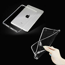 Apple iPad Mini 1,2,3 Shockproof Transparent Clear Soft TPU Gel Back Case Cover