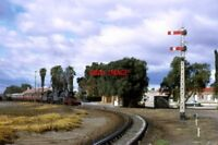 PHOTO  SOUTH AFRICAN RAILWAYS A PAIR OF 19B CLASS 4-8-2S AT GRAAFF REINET (2) WH